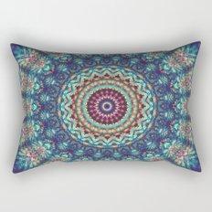 Gazing At The Mystery Rectangular Pillow