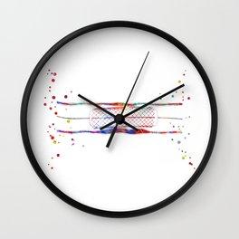 Heart surgery Wall Clock
