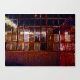 Blocked Light Canvas Print