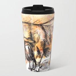 Sario Painter, Animal Farm. Travel Mug
