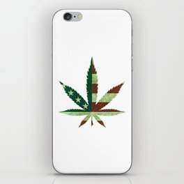 Repeal Cannabis Prohibition iPhone Skin
