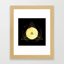 TR|FORCE Framed Art Print
