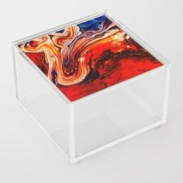 Fire Acrylic Box