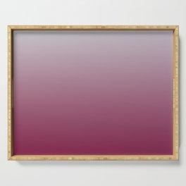 LAST HOURS - Minimal Plain Soft Mood Color Blend Prints Serving Tray