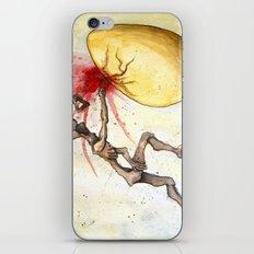 Mercuriosity iPhone & iPod Skin