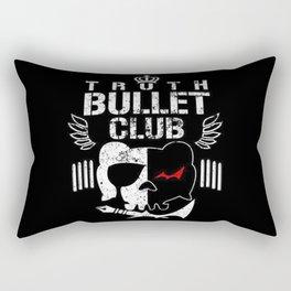 danganronpa bullet club Rectangular Pillow