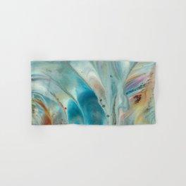 Pearl abstraction Hand & Bath Towel