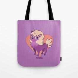 Caticorn Rainbow Tote Bag