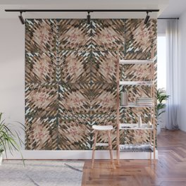 Dissection of infinite variations Wall Mural