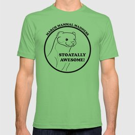 Stoatally Awesome T-shirt