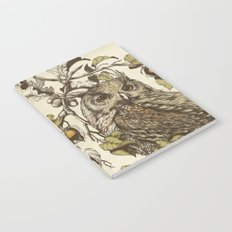 Great Horned Owl Notebook