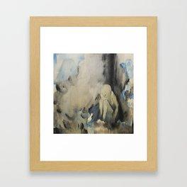 King Demon 1 Framed Art Print