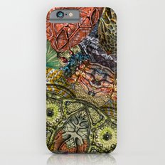 Psychedelic Botanical 1 iPhone 6s Slim Case