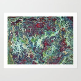 A State of Flux Art Print