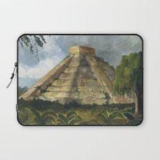 Mayan Pyramid Laptop Sleeve