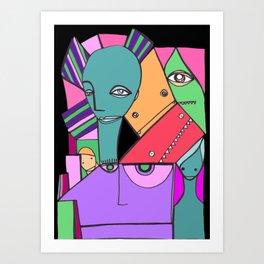 Ispirata Art Print
