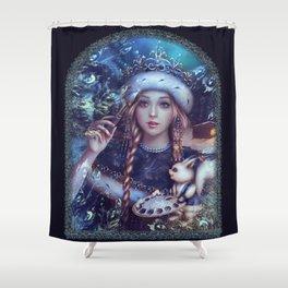 Snegurochka Shower Curtain