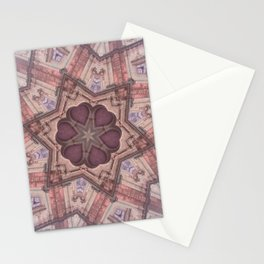 Hearts (from the Bom Jesus Church in Old Goa) Stationery Cards