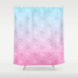 COFFEE! Shower Curtain