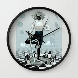 Don't believe in the World Wall Clock
