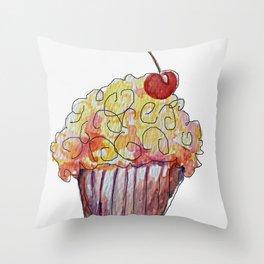 You're a Cupcake Throw Pillow