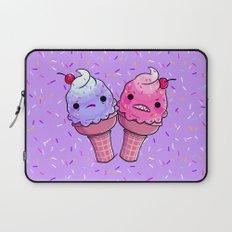 Super Emotional Icecream Laptop Sleeve