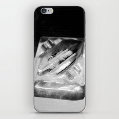 2 Cigarettes In An Ashtray iPhone & iPod Skin