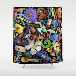 Gift from the sea, uno Shower Curtain