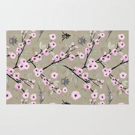 Japanese Spring Rug