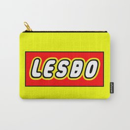Lesbo Carry-All Pouch