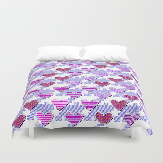 Sweetooth Love Duvet Cover