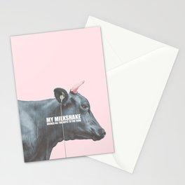 Milkshake Stationery Cards