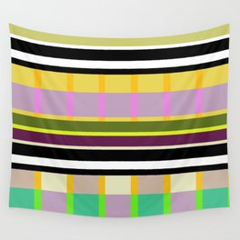 Stripe 4 Wall Tapestry