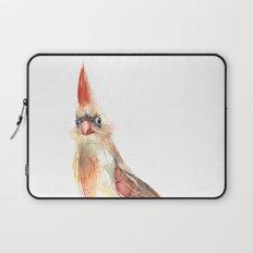 Lady Cardinal Laptop Sleeve