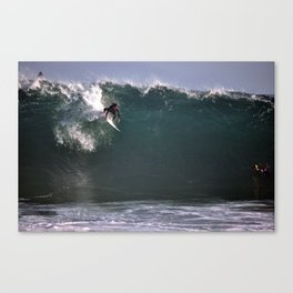 The Wedge Canvas Print