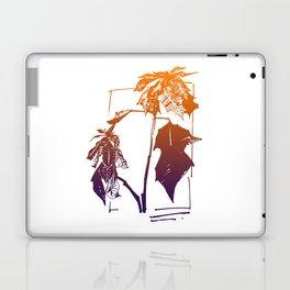 Digital Flower of august Laptop & iPad Skin