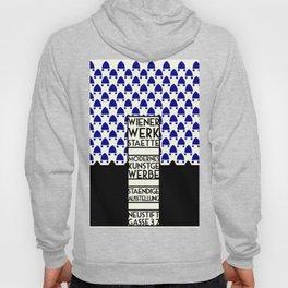 Wiener Werkstaette retro vintage artwork expo Hoody