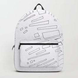 Composition #9 2016 Backpack