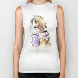 Tidus Artwork Final Fantasy X Biker Tank