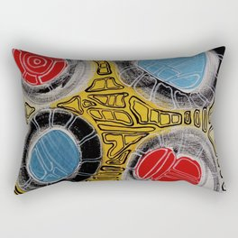 ZERO X Rectangular Pillow