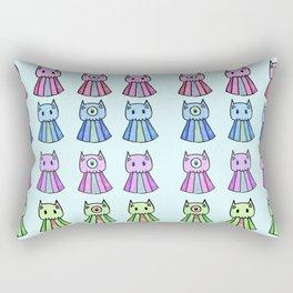 Emotion Ocean 5: Cat Jellies Rectangular Pillow