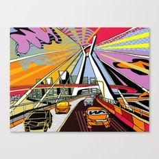 São Paulo - Brazil Canvas Print