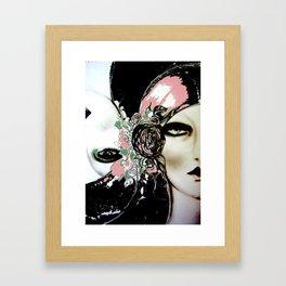 70S GIFT SHOP PRINT    HOUSE OF HARLEQUIN Framed Art Print