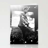 panic at the disco Stationery Cards featuring Panic! At The Disco by Adam Pulicicchio Photography