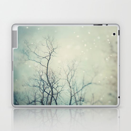Winter Poem  Laptop & iPad Skin