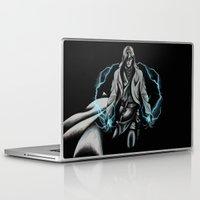 jedi Laptop & iPad Skins featuring Jedi by ED Art Studio