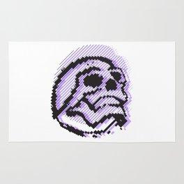 skull line Rug