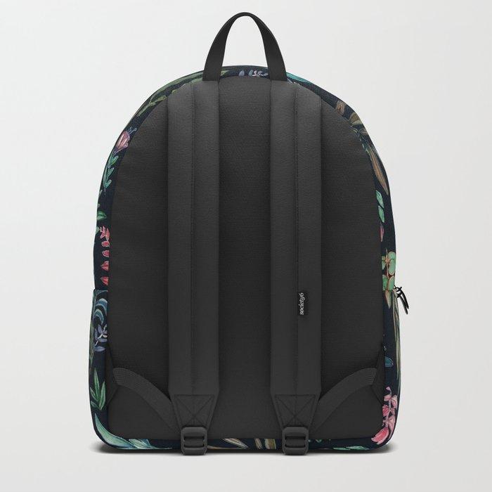 For Her, (nigth Garden!!) Backpack