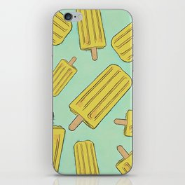 THERE'S ALWAYS TIME FOR A BANANA POP! iPhone Skin