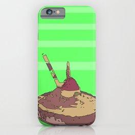 I'm a little tart. iPhone Case